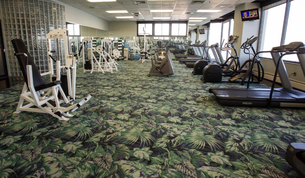 FLAGSHIP RESORT Atlantic City, NJ fitness center