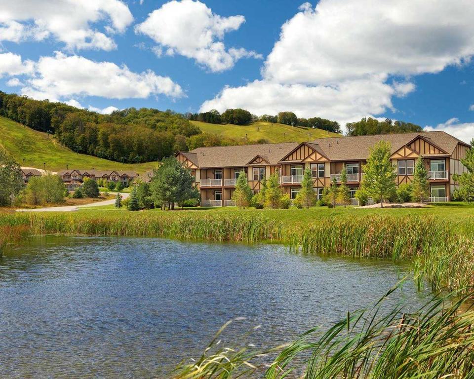 Bluegreen Vacations Mountain Run at Boyne, Ascend Resort Front