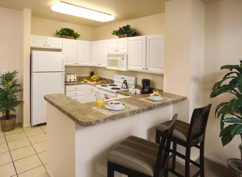 WorldMark Las Vegas Boulevard kitchen