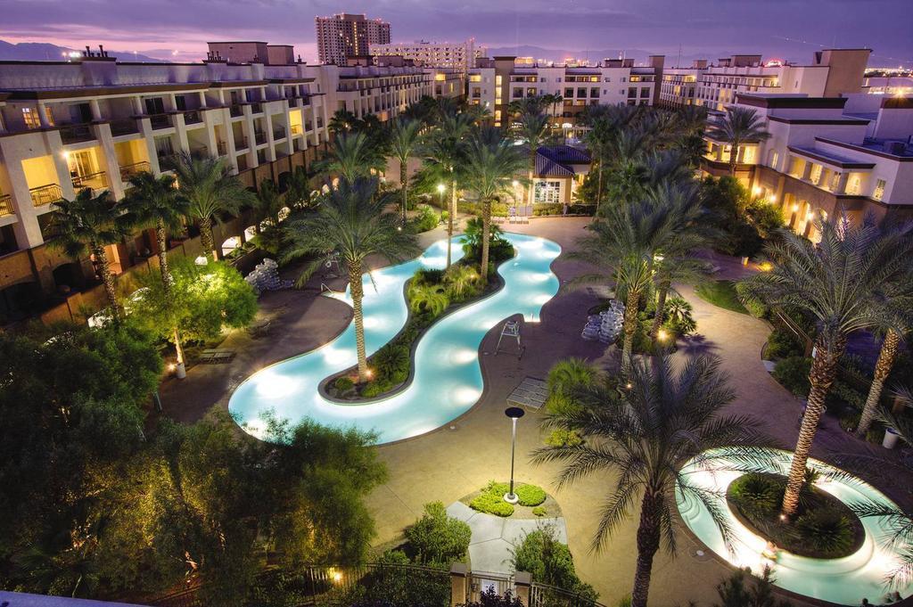WorldMark Las Vegas Boulevard pool